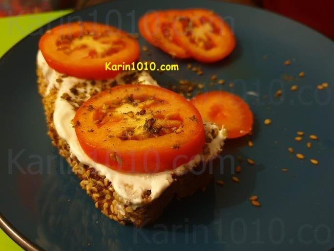 לחם מקמח מלא - קארין ממן (1)