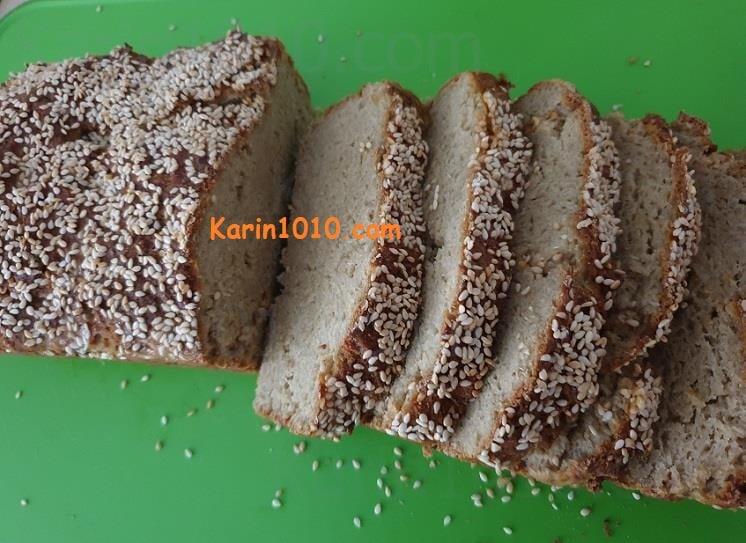 לחם מקמח מלא - קארין ממן (2)