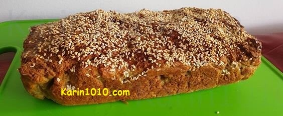 לחם מקמח מלא - קארין ממן