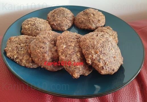 עוגיות בריאות עם שיבולת שועל - קארין ממן