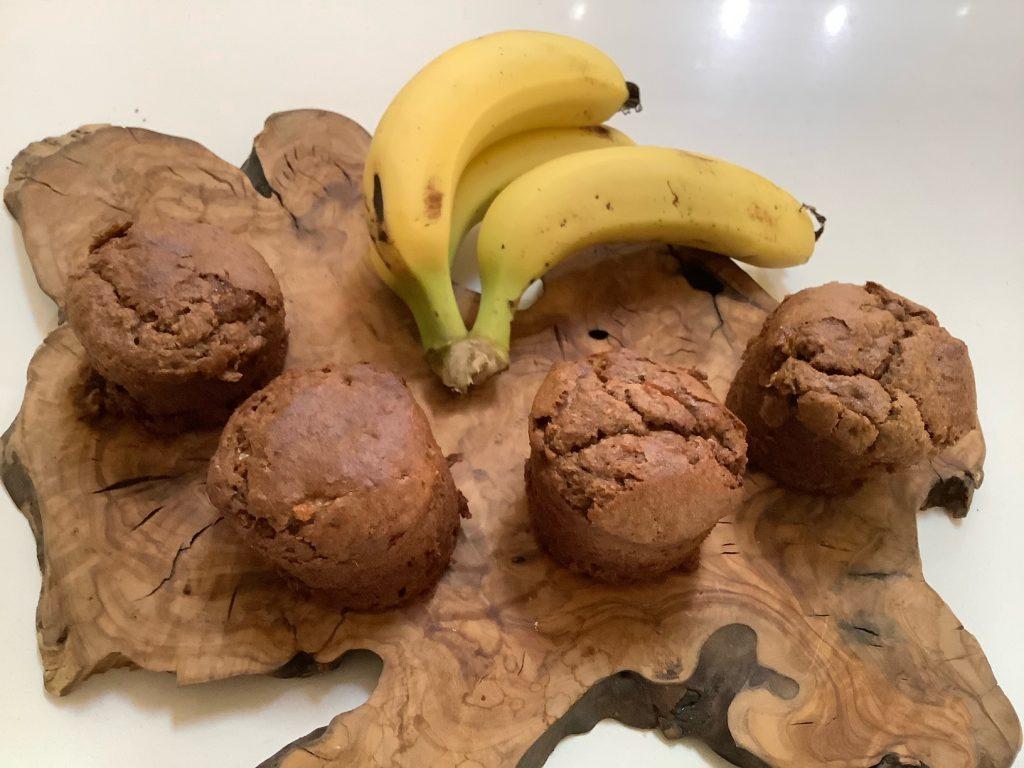מתכון ללא גלוטן - עוגת בננה שוקולדית